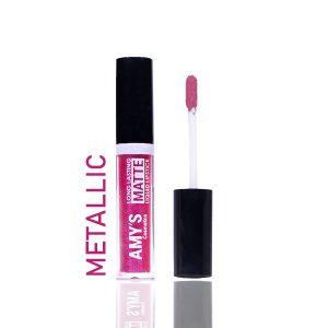 Metallic Long Lasting Matte Liquid Lipstick No 140