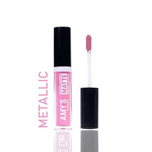 Metallic Long Lasting Matte Liquid Lipstick No 141