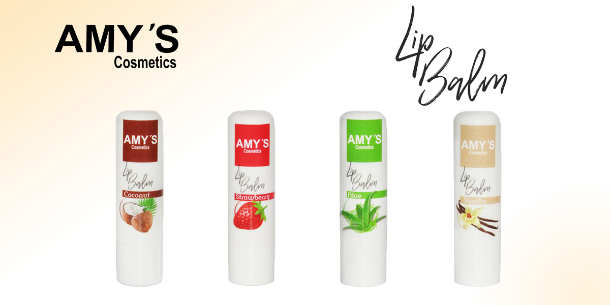 AMY'S Lip Balm!